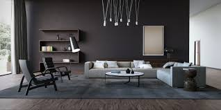 dark room interior design home design