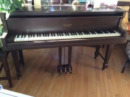 hi can george steck my piano friends