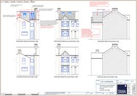 Loft Conversion Floor Plans by Loft Conversions Wandsworth Conversions Extensions Putney
