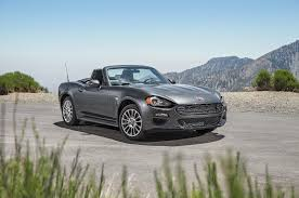 2017 fiat 124 spider classica first test review more quiet less