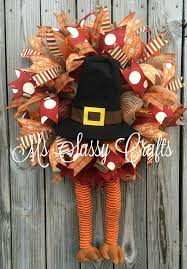 294 best thanksgiving wreaths images on thanksgiving