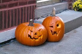 Funny Halloween Pumpkin Designs - halloween pumpkin carving and a baby pumpkin costume babytalk