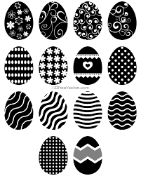 blue easter egg clip art 123freevectors