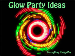 blacklight party ideas neon party glow party glow in the design