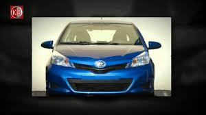 toyota yaris or ford 2014 toyota yaris vs 2014 ford