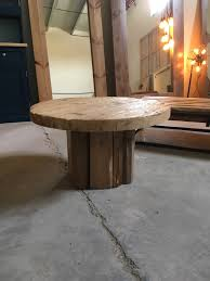 round driftwood coffee table u2013 driftwoodfactory