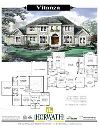Custom Home Plan 4700 Sf Vitanzajeff Horwath U2013 Milwaukee Waukesha And Lake Country