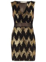 gold dresses for new years black gold zig zag dress just 17 oohhh this one even more