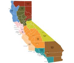 california map regions regions restaurant realty company