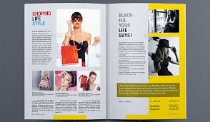 10 fabulous clothing magazine templates to boost your business