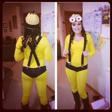 wiscobeauty diy minion halloween costume