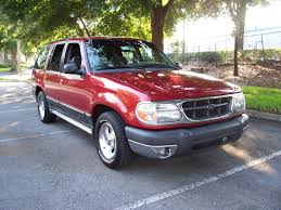 2000 ford explorer information and photos momentcar
