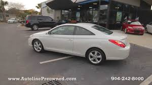 2004 toyota camry reviews autoline preowned 2004 toyota solara for sale used walk around