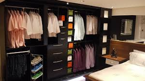 Built In Closet Drawers by Decoration Attractive Image Of Walk In Closet With Built In