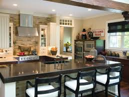 kitchen kitchen island with sink and raised bars awesome bar