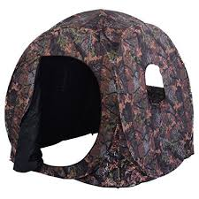 Pop Up Ground Blind Tangkula Portable Hunting Blind Pop Up Ground Camo Weather