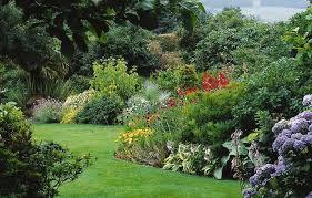 Cost Of Landscaping Rocks by Backyard Flower Pot Landscape Rock Green Grass Curve Rockwall
