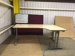 Left Handed Desk L Shaped Desk Second Hand Office Furniture Buy Sell And
