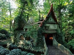 forest house magical homes that look like they stepped out of the pages of a