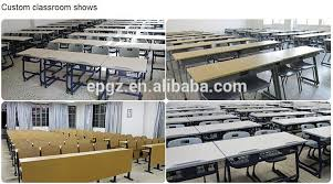 Individual Student Desks Individual Fixed Student Desk And Chair Set Environmental
