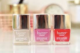 butter london patent gel shine uv nails chronic beauty