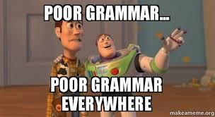 Grammar Memes - poor grammar memes image memes at relatably com