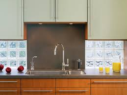 Glass Kitchen Tile Backsplash Ceramic Tile Backsplashes Pictures Ideas U0026 Tips From Hgtv Hgtv
