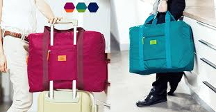travel luggage images Foldable handy travel luggage organiser free ship deals png
