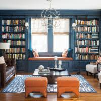 In Wall Bookshelves by Living Room Breathtaking Image Of Living Room Decoration Using In