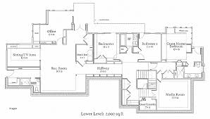 house plan with two master suites house plan inspirational ranch style house plans with two master