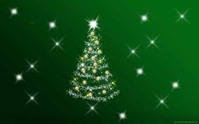 green christmas backgrounds for powerpoint ne wall