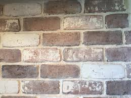 Do It Yourself Kitchen Backsplash Do It Yourself Brick Veneer Backsplash White Wash Brick Bricks