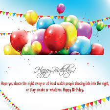 free greeting cards happy birthday balloons with quotes u2022 elsoar