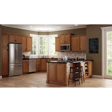 oak kitchen cabinets pictures hton bay hton assembled 12x30x12 in wall kitchen cabinet in medium oak