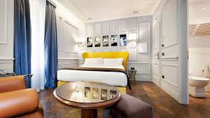 the corner rome townhouse boutique hotel idesignarch interior