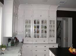 kitchen hutch cabinet white
