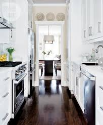 designs for small galley kitchens best small galley kitchen design