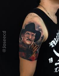 best in the business paul acker tattoos michael myers ink