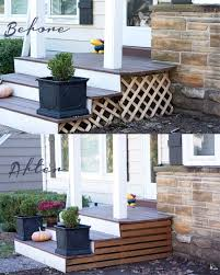 best 25 porch lattice ideas on pinterest deck skirting front
