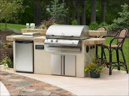 kitchen magnificent outdoor kitchen bbq with fridge bbq grill