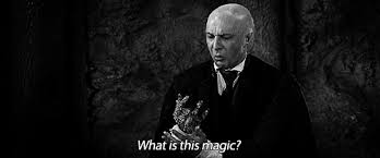 Magic Meme Gif - what is this magic reaction images know your meme