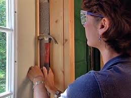 Exterior Door Seals Thresholds by How To Install A Pre Hung Exterior Door How Tos Diy