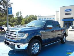 ford f150 xlt colors 2013 blue metallic ford f150 lariat supercrew 4x4 72346680