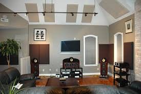 placement of subwoofer in home theater acoustics of