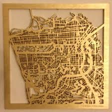 San Francisco Maps by 7x7 San Francisco Map J Storm Urban Maps