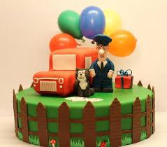 28 postman pat cake images postman pat cake