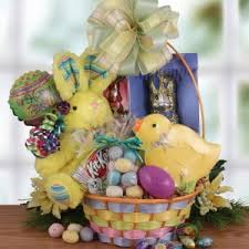 easter gift basket celebrating easter gift basket traditions