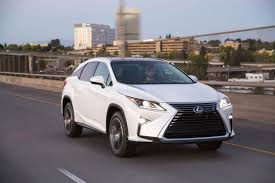 lexus rx 350 all wheel drive review 2017 lexus rx 350 review autoguide com news