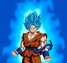 goku super saiyan blue kaioken penandpaper64 deviantart