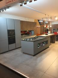german kitchen furniture rotpunkt german kitchen ex display handle less units island